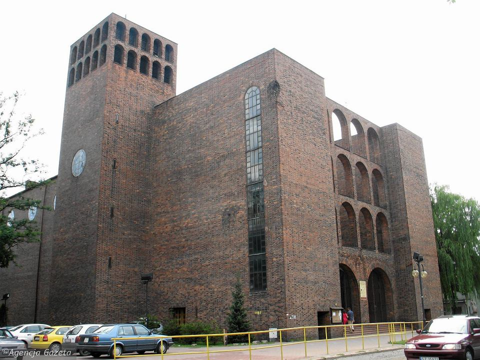 Obywatel ksiądz nie chciał tynkować kościoła w Zabrzu, bo