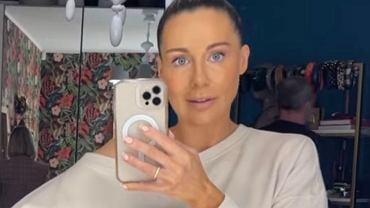 Małgorzata Rozenek w najmodniejszej fryzurze sezonu. Odmładzający hit, który zajmuje mniej niż minutę (zdjęcie ilustracyjne)