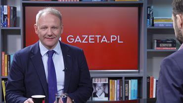 Jacek Protasiewicz w Gazeta.pl