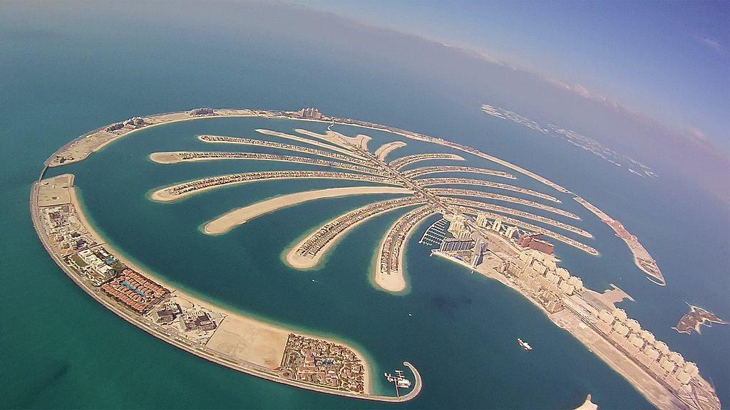 Jumeirah Palm, to tam otwarto lokal Makarun