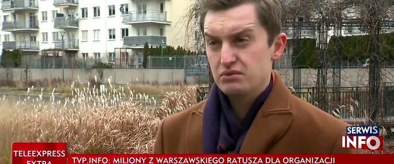 """PiS zarzuca Trzaskowskiemu """"promowanie LGBT, narkotyków i prostytucji"""". Ratusz: Rozważamy kroki prawne"""