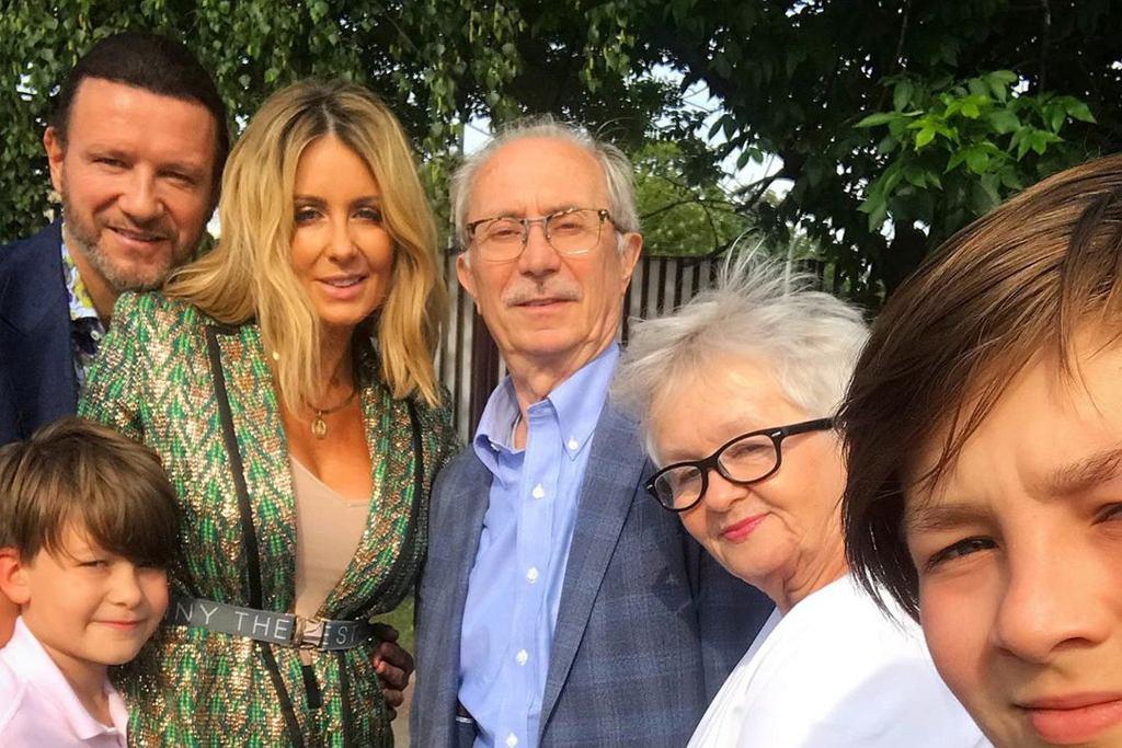 Rodzina Małgorzaty Rozenek