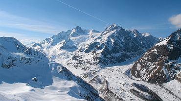 Mont Blanc coraz mniejszy. Najwyższy szczyt Europy skurczył się o prawie metr