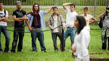 Młodzież z Izraela z wizytą w Polsce