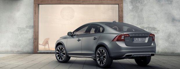 Salon Detroit 2015 | Volvo S60 Cross Country | Przecierają szlak w kierunku...