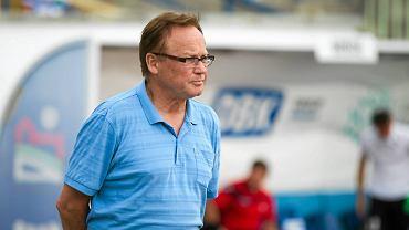 Mirosław Jabłoński nie jest już trenerem Stomilu Olsztyn