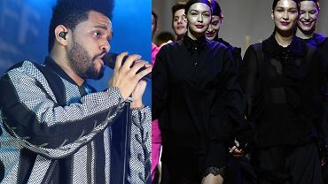 The Weeknd, Gigi Hadid, Bella Hadid