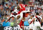 MŚ 2018. Opanowana Dania ograła zdenerwowane Peru