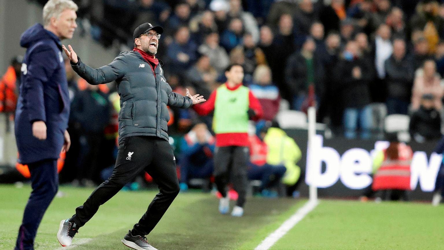 Liverpool F.C. - West Ham United gdzie i o której obejrzeć spotkanie? Transmisja TV, stream, na żywo, 24.02 Piłka nożna - Sport.pl