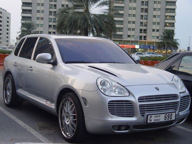 Gemballa GT 700