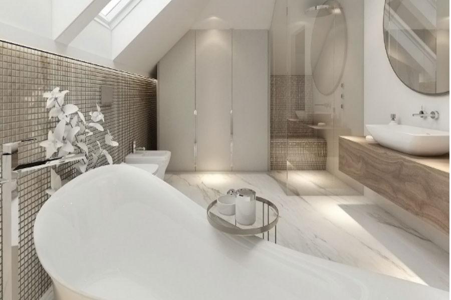 łazienka Na Poddaszu Jak Ją Praktycznie Urządzić