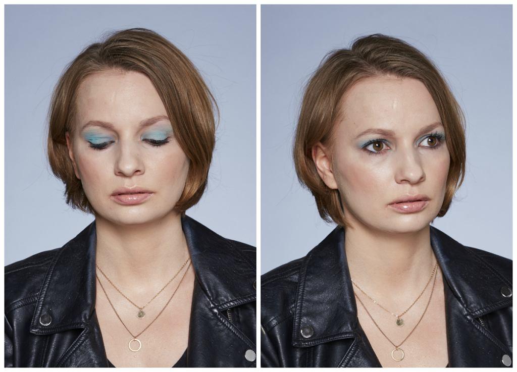 Makijaż z 2010 roku był świeży, delikatny i dziewczęcy. Rządził błękit na oczach!