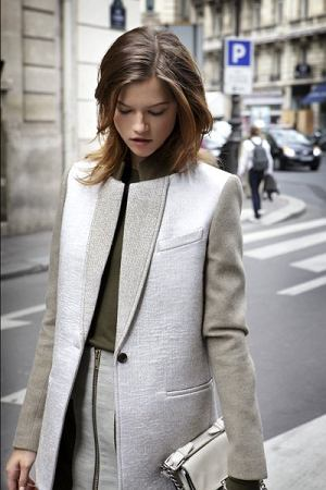 Kasia Struss w Vogue Spain