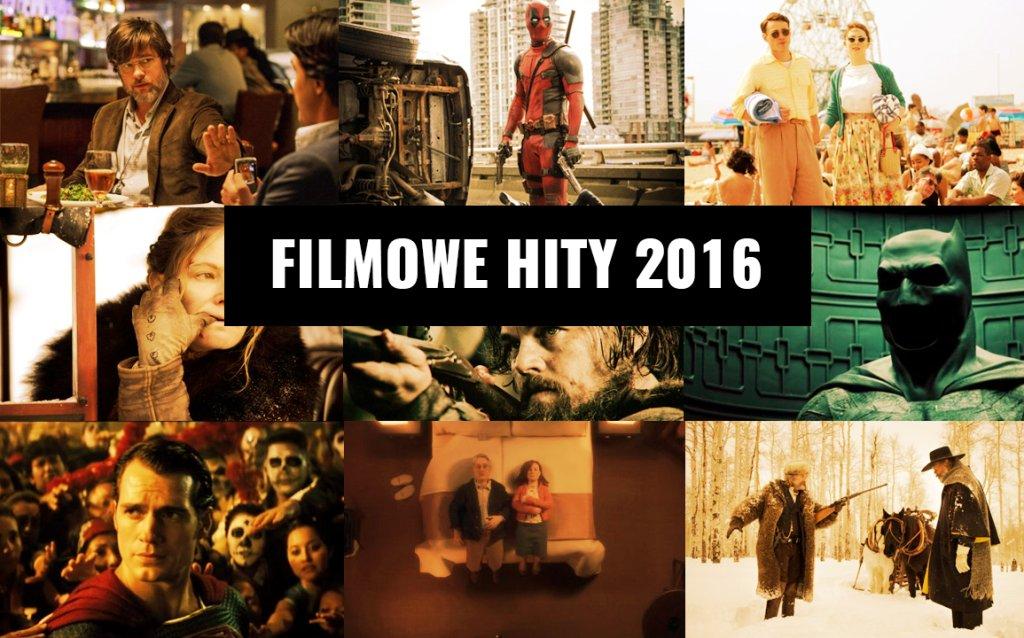 TOP 22 filmowych hitów 2016 r.