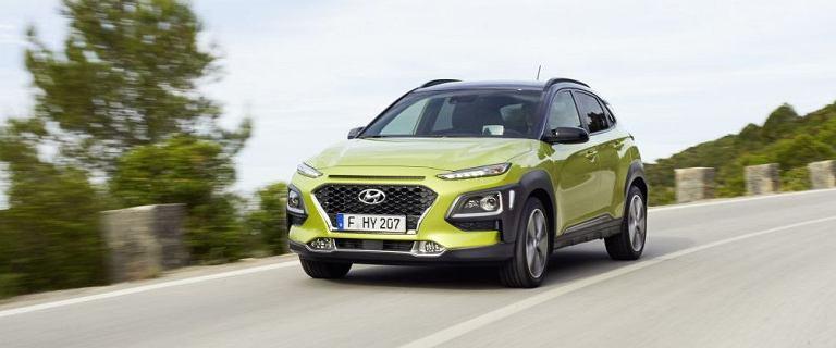 Bestsellerowy crossover z obniżoną ceną. Hyundai Kona ma nowy cennik