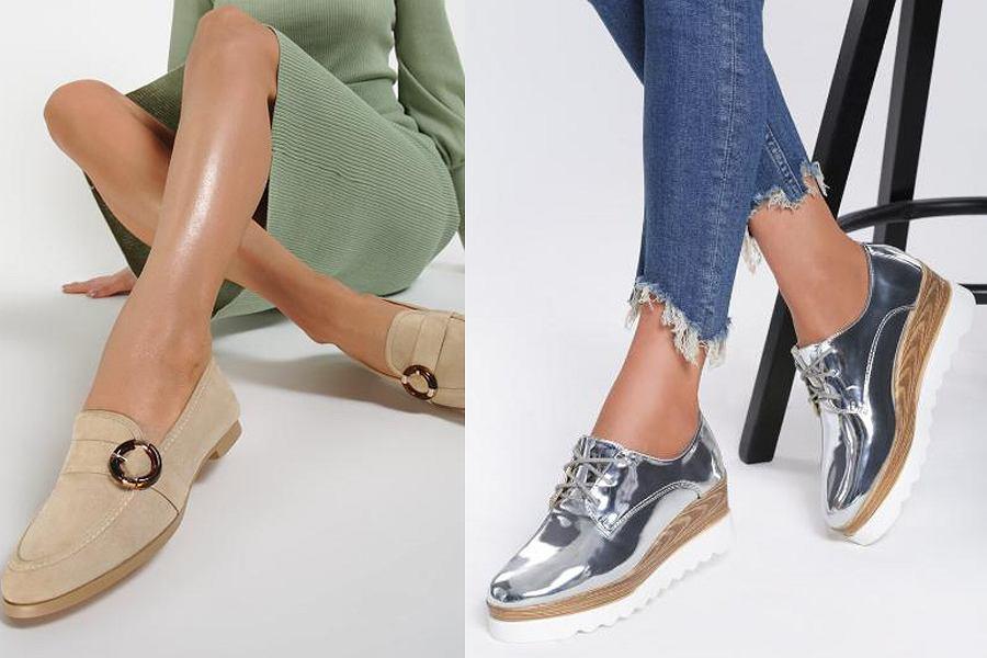 Buty dla wąskiej stopy