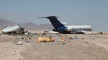 Crash test samolotu Boeing 727. Ciekawość: katastrofa lotnicza już 18 października o godz. 22.00 na Discovery Channel