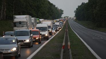 Do wypadku doszło w miejscowości Gronków niedaleko Białki Tatrzańskiej / Zdjęcie ilustracyjne