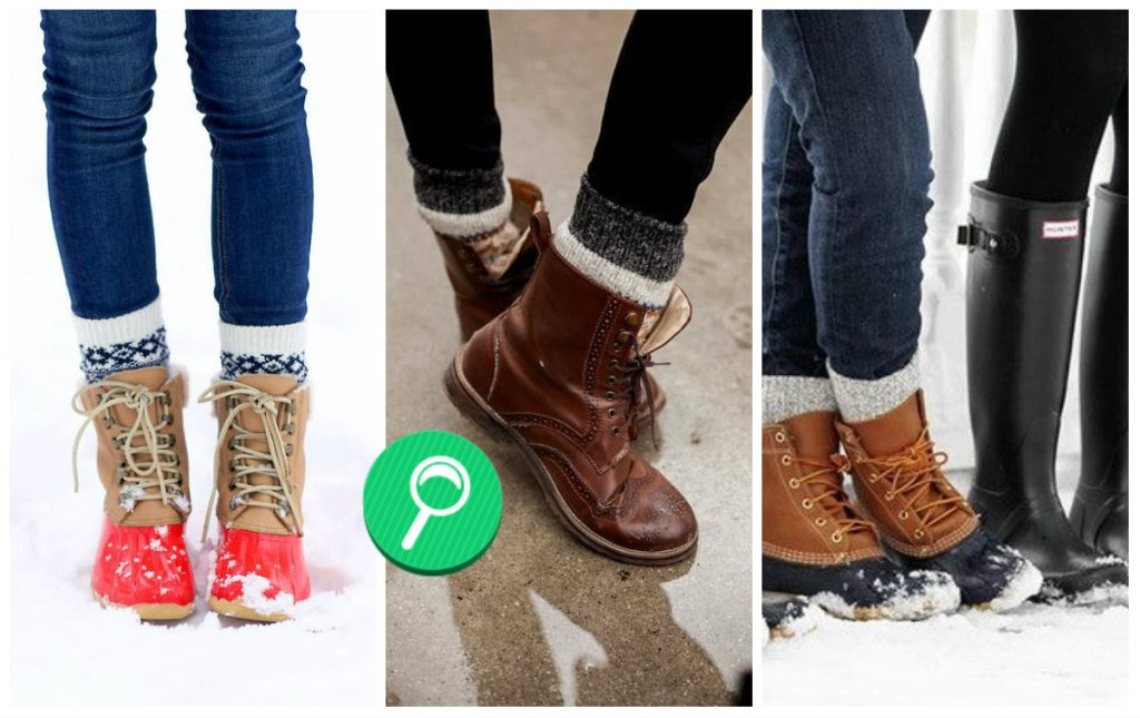 a6f3d5f1 Ciepłe obuwie na zimę - zobacz w czym stawić czoło minusowym ...