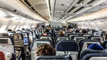 Wybór miejsca w samolocie zależy od naszego charakteru