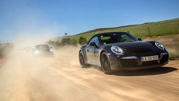 Porsche 911 po faceliftingu