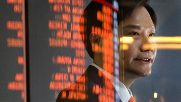 Xiaomi zadebiutował na giełdzie w Hongkongu, na zdjęciu prezes spółki Lei Jun