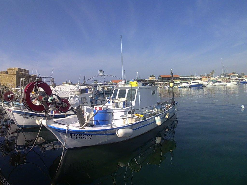 Marina w Pafos