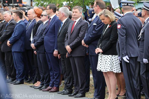 Warszawskie obchody 75. rocznicy rzezi wołyńskiej