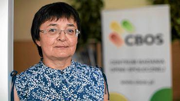 Prof. Mirosława Grabowska