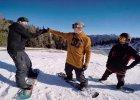 W poszukiwaniu śniegu - najlepsi polscy snowboarderzy rozpoczynają sezon w austriackim Flachau