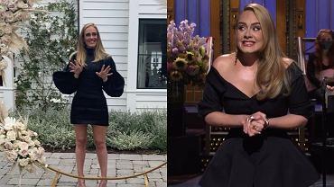 Rok temu Adele po raz pierwszy pokazała efekty metamorfozy