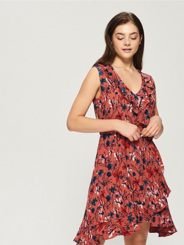 Sukienka z Sinsay
