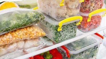 Jak mrozić warzywa? Najlepiej w temperaturze poniżej 10 stopni Celsjusza. Zdjęcie ilustracyjne, BravissimoS/shutterstock.com