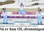 """Soczi 2014. Norweskie media po podium swoich biegaczek: """"Olimpijska królowa!"""""""