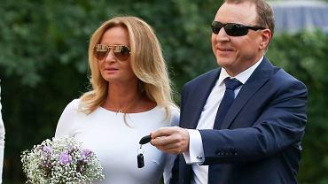 Jacek Kurski wziął ślub