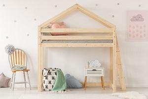 Łóżka piętrowe - praktyczne rozwiązania do pokoju dziecięcego