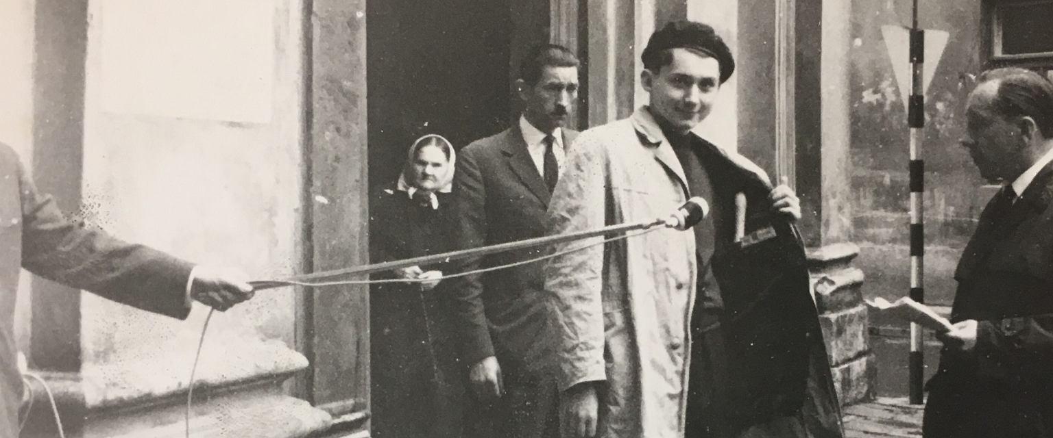 53 lata temu skazano na śmierć 'wampira z Krakowa' (Fot. archiwum Przemysława Semczuka)