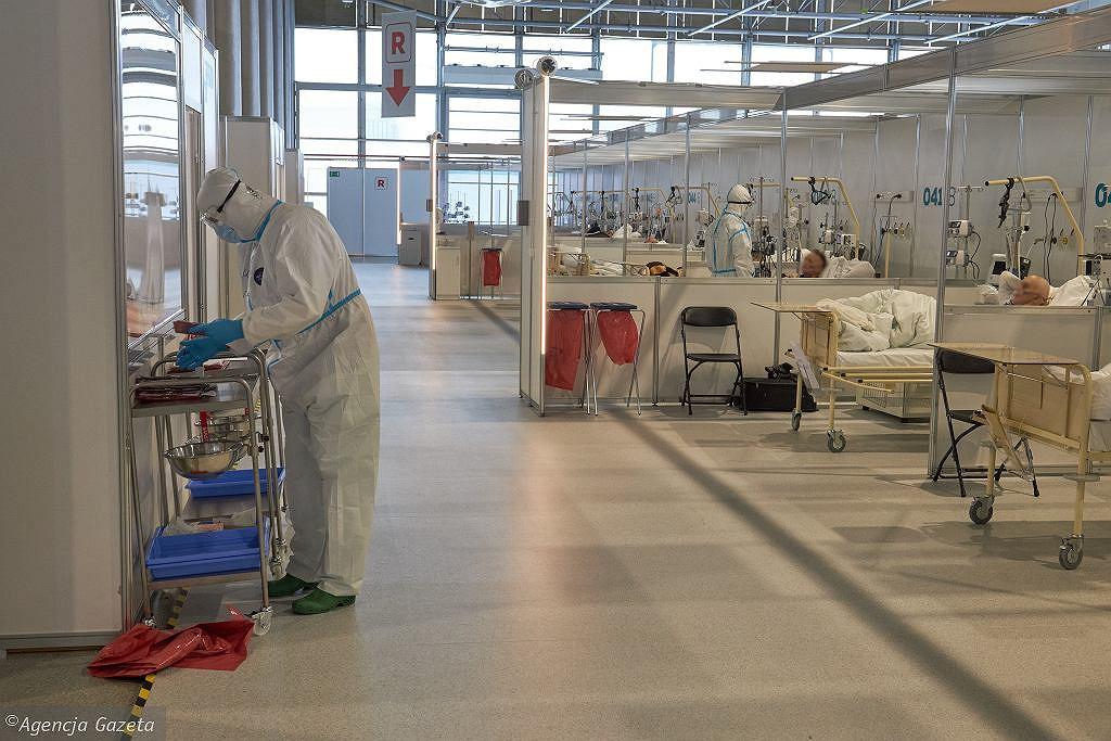 Koronawirus. 90 proc. zakażeń w Wielkopolsce powoduje niebezpieczna brytyjska mutacja