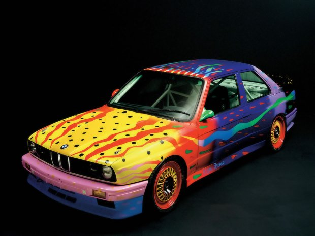 BMW M3 Art Car 08