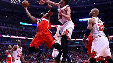 2. mecz play off: Chicago Bulls - Washington Wizards