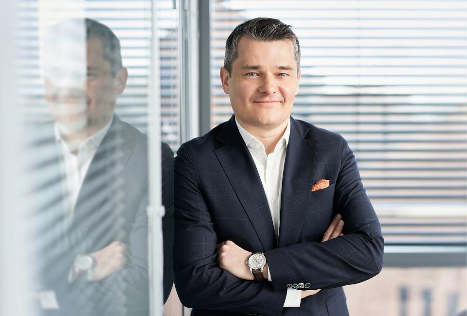Prezes zarządu - Piotr Grzybczak