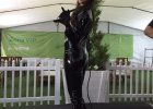 Ana Ivanović jako Catwoman, czyli uroki przyjęcia dla tenisistek