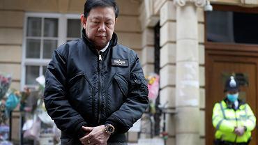 Ambasador Mjanmy w UK odwołany. Krytykował wojskowy zamach stanu. Ambasada okupowana przez wojskowego attaché