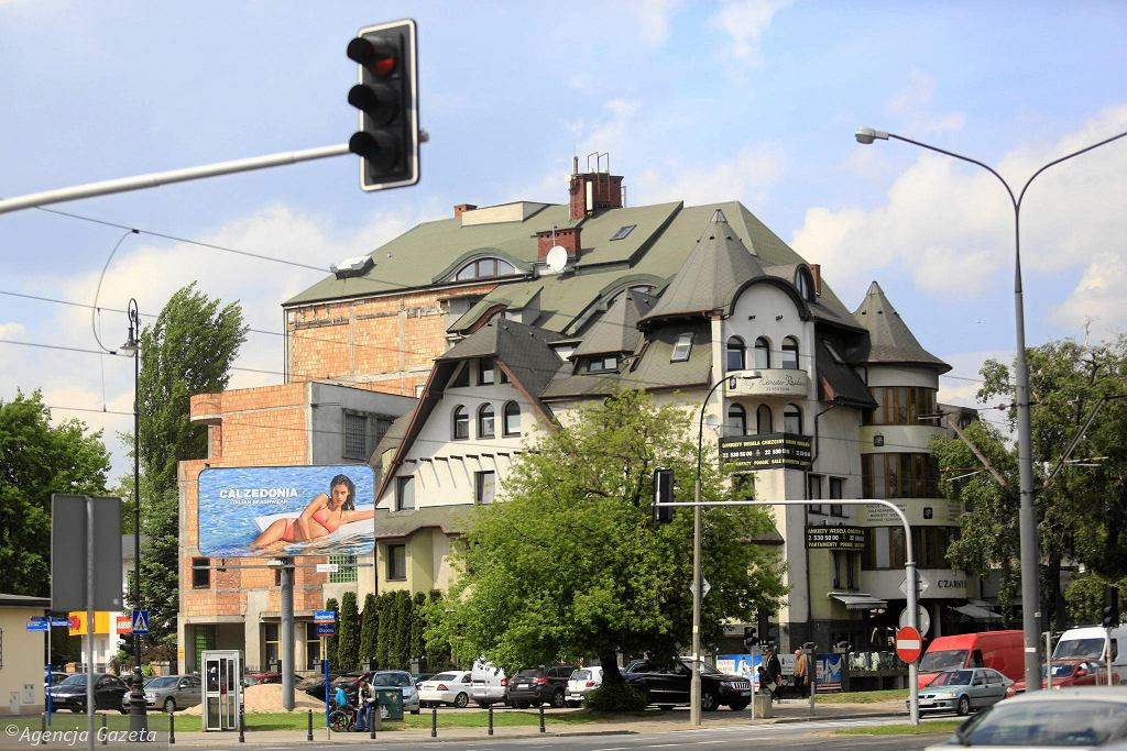 Hotel Czarny Kot w Warszawie