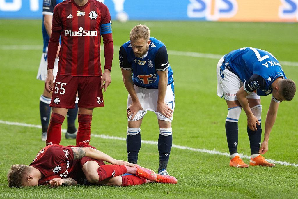 Lech Poznań - Legia Warszawa, mecz reklamowany w Polsce jako szlagier