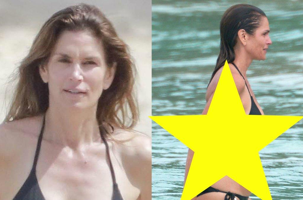 Cindy Crawford 20 lutego skończyła 50 lat. Kilka dni wcześniej paparazzi zrobili jej zdjęcia, gdy wypoczywała na plaży ubrana w kuse bikini. Popularny portal nie ma wątpliwości: modelka jeszcze nigdy nie wyglądała tak dobrze.