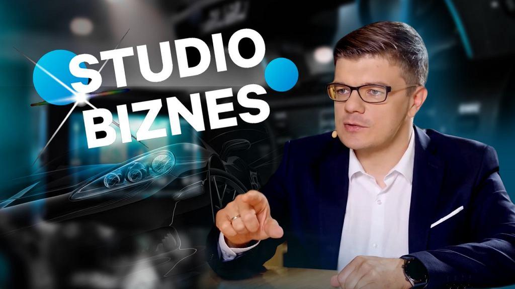 Studio Biznes - nowy program Gazeta.pl. Prowadzi Łukasz Kijek, redaktor naczelny Next Gazeta.pl
