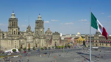 Miasto Meksyk, Katedra Metropolitalna / Shutterstock