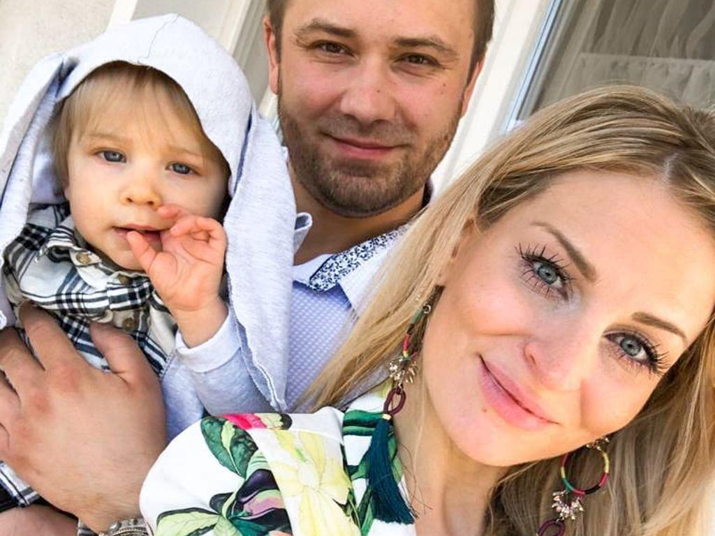 Anita i Adrian ze 'Ślubu...' z synem