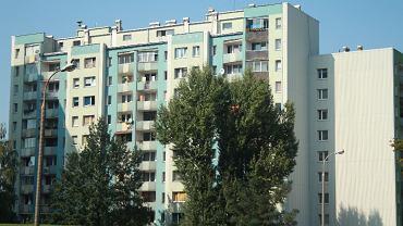 osiedle mieszkaniowe, nieruchomości, wielka płyta